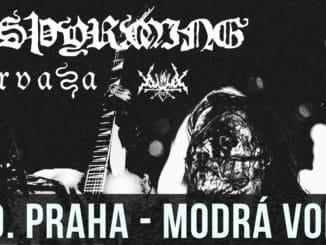 MISÞYRMING přivezou unikátní islandský black metal.