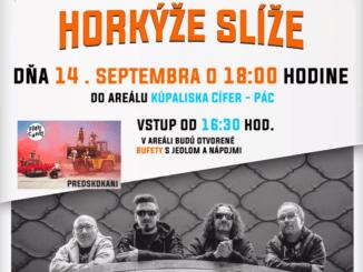 Horkýže Slíže / Cífer