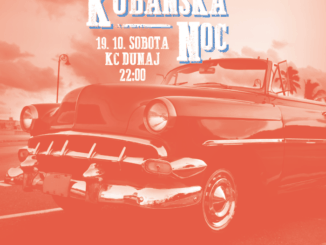 Kubánska noc: 19.októbra v KC Dunaj!