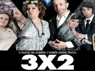 Komédia 3x2 / Sládkovičovo