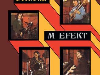 Vydavateľstvo OPUS vydáva reedíciu legendárneho albumu Svitanie zroku 1977 od československej art-rockovej skupiny M EFFECT na vinyle.