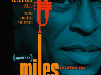 Prvým džezmenom na plátne Kina Lumièrev cykle Music & Film bude Miles Davis.