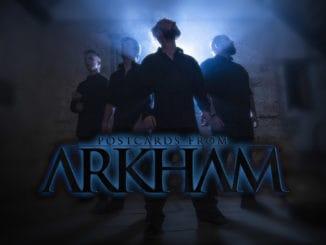 """""""Erich Zann Syndrome"""" je první ze série singlů nadcházející desky Øakvyl."""