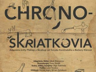 Chronoškriatkovia – nové acelkom jedinečné predstavenie Bratislavského bábkového divadla.