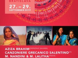Posledný septembrový víkend vám spríjemní World music festival v Bratislave.