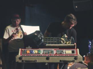 The Atavists už mají také svoji Resistor Sound Session.