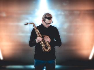 """Saxofonista Nikola Bankov vydal úspešný album """"Bright Future""""."""