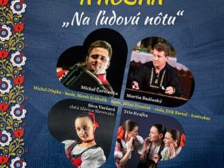 Akordeónový virtuóz Michal Červienka opäť chystá benefičný koncert, tento raz s netradičnými hosťami!