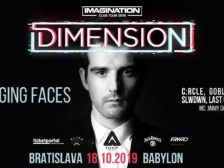 DIMENSION v piatok roztancuje bratislavský Ateliér Babylon!