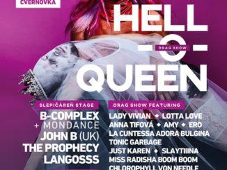 HalloQueen už tento štvrtok v bratislavskej Novej Cvernovke!