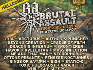 Brutal Assault 2020 -UPDATE KAPEL #2.