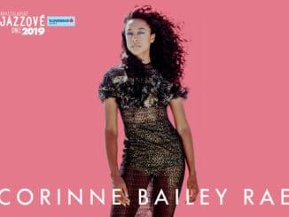 Dvojnásobná držiteľka Grammy – Corinne Bailey Rae – vBratislave už budúci týždeň.