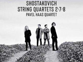 Pavel Haas Quartet vydáva dlhoočakávanú nahrávku Šostakovičových kvartetov.