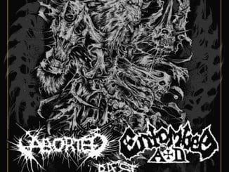 Death metal tří generací se žene na Evropu.