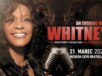 Koncert roka? Hologramová šou Whitney Houston už o mesiac.