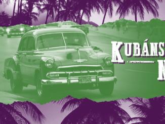 Kubánska noc: 16. novembra v KC Dunaj!