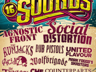 Dropkick Murphys vystoupí na 16. ročníku festivalu Mighty Sounds.