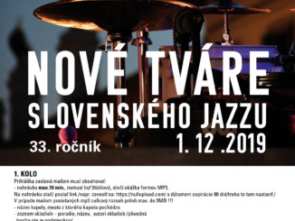 Súťažná prehliadka Nové tváre slovenského jazzu prijíma prihlášky.