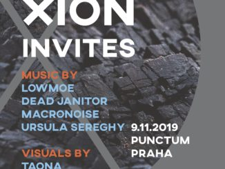 Koncert Lowmoe a Dead Janitor v Prahe.