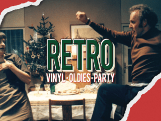 RETRO vinyl • oldies • party: 22. novembra v KC Dunaj!
