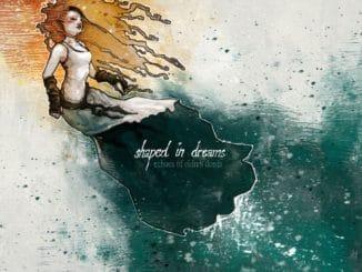 """SHAPED IN DREAMS -""""Echoes Of Eldren Deeds"""" DIGITAL/CD."""