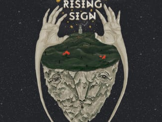 "Takto znie album ""Fragments"" od The Rising Sign."