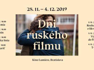 Prehliadka Dni ruského filmu vKine Lumière predstaví súčasnú ruskú kinematografiu.