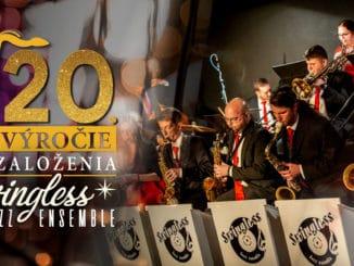 Big band Swingless Jazz Ensemble pripravuje ku koncu roka niekoľko prekvapení.