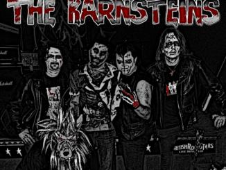 Slovenská horror punková kapela THE KARNSTEINS (pôvodne slovensko-talianska) po roku práve vydáva u MARS GROUP nový album.