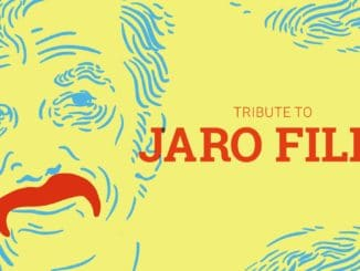 Tribute to Jaro Filip