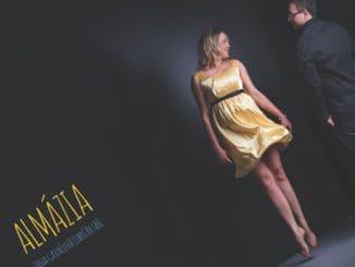Jana Gavačová aĽuboš Brtáň predstavujú album Almázia.