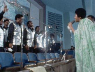 Cyklus Music & Film vKine Lumière uvedie na plátne kráľovnú soulu Arethu Franklin.