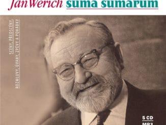 """Vychádza """"Suma Sumárum"""" Jana Wericha a záznamy deviatich hier z počiatku Divadla Semafor."""