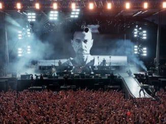 Skupina Depeche Mode predvedie v cykleMusic & Film vKine Lumière unikátnu koncertnú šou.