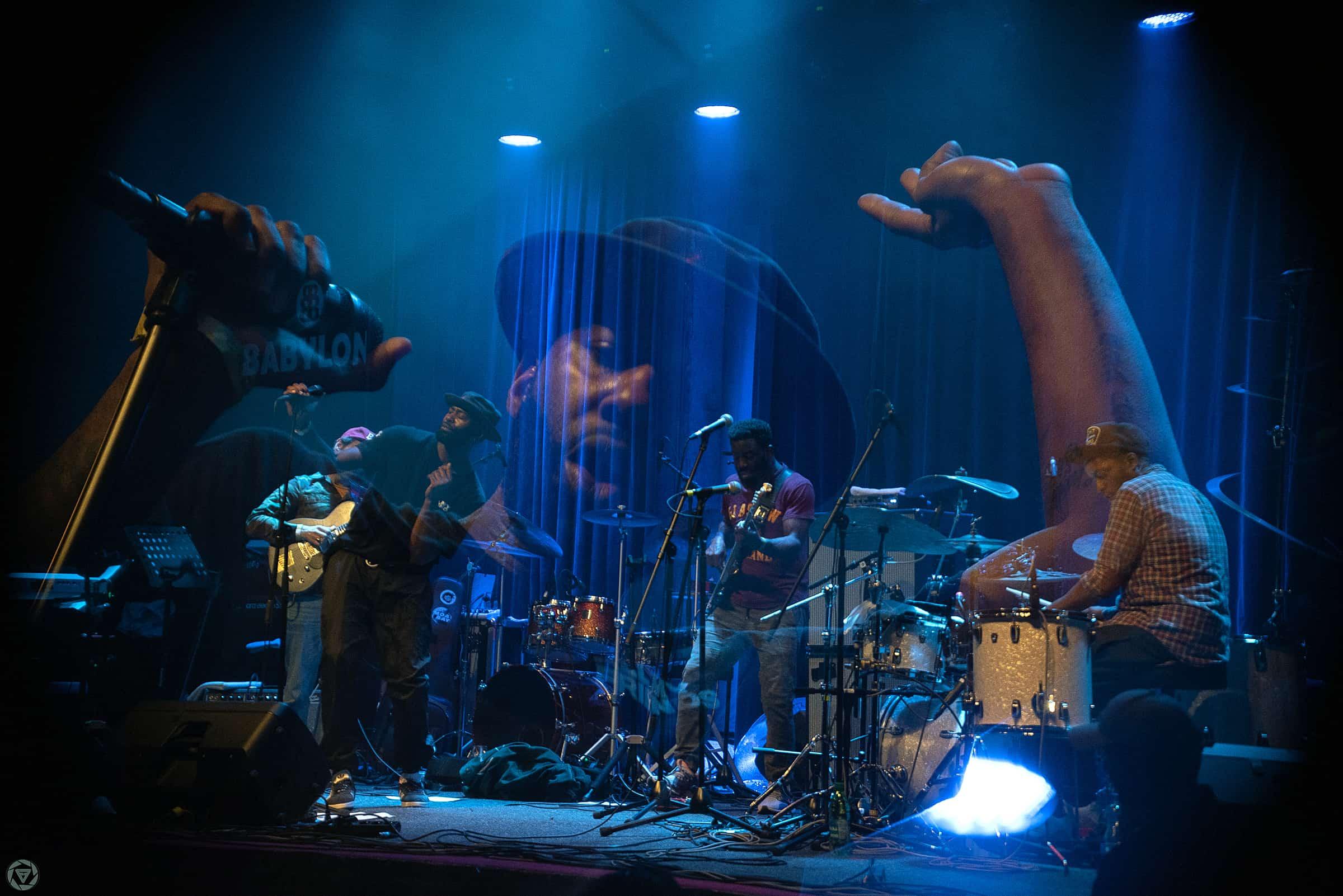 Atmosféra One Day Jazz Festival -Chris Dave & Drumhedz