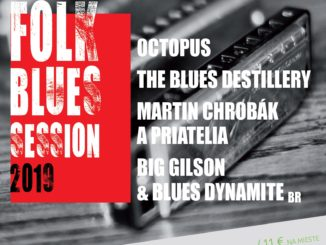 FOLK BLUES SESSION 2019: 30. Novembra v DK Lúky!