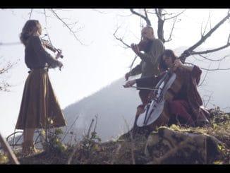 """Miriam Kaiser má nový videoklip """"Horúca slza""""."""