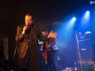 Electric Six | 2. 11. 2019 | Rock Café | Praha | Foto: Barbora Melounová