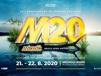 Festival Mácháč spustil předprodej a chystá na 20. výročí spoustu novinek.