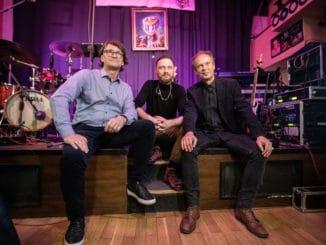 Maďarič, Leško aKoreň predstavili svoj spoločný album Stigmy.