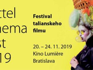 Festival MittelCinemaFest otvorí film oscarového režiséra Salvatoresa auzavrie sa filmom Prvý zradca, ktorý Taliani nominovali na Oscara.