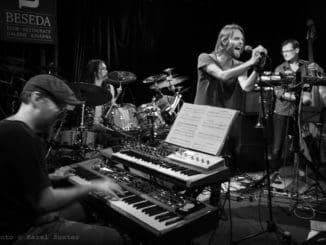 "NTS trio - 10 let - Křest alba "" Vinyls, News & Pearls"""