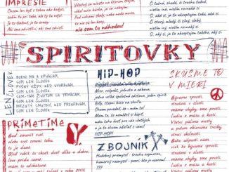 Majk Spirit vydáva svoju druhú knihu.Kbiografii Chalan, ktorý vynašiel Spirita, aby inšpiroval pribudnú SPIRITOVKY.