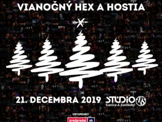 Skupina HEX pripravila pre fanúšikov jedinečný Vianočný koncert!