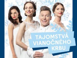 Thomas Puskailer pozýva na Tajomstvá vianočného krbu, zaspievajú si sním Karin Olasová, Petra Humeňanská a Katarína Ivanková!