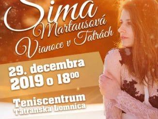 Sima Martausová - Vianoce v Tatrách / Tatranská Lomnica