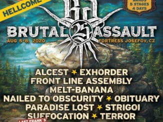 Páté doplnění sestavy Brutal Assaultu přináší Obituary, Alcest, FLA nebo Terror.