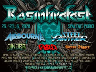 Basinfirefest do sestavy doplňuje P.O.D., Steel Panther nebo Tublatanku.