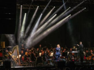 Tomáš Klus si sJanáčkovou filharmonií Ostrava podmanil Bratislavu.