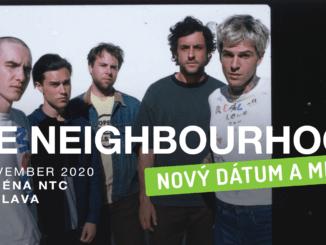 Lístky na bratislavský koncert The Neighbourhood opäť v predaji!